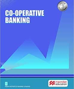 Macmillian's Cooperative Banking by Indian Institute of Banking & Finance (IIBF)