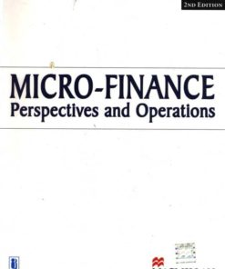 Micro-Finance Perspectives and Operations