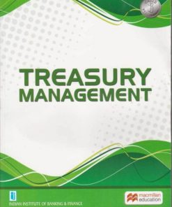 Macmillian's Treasury Management by Indian Institute of Banking & Finance (IIBF)
