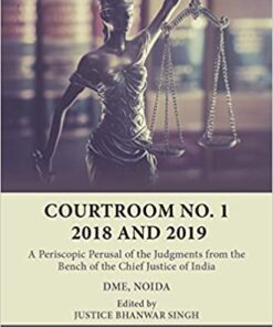 Thomson's Courtroom No. 1 2018 And 2019 by Noida DME - 1st Edition 2021