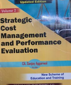 PLH's Strategic Cost Management and Performance Evaluation by CA Sanjay Aggarwal