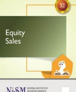 Taxmann's Equity Sales by National Institute of Securities Markets (NISM) Edition October 2019
