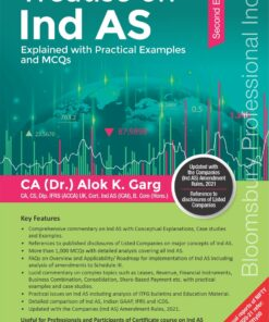 Bloomsbury's Treatise on Ind AS by Alok K. Garg - 2nd Edition September 2021