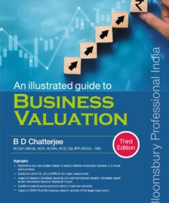Bloomsbury's An illustrated guide to Business Valuation by B.D. Chatterjee - 3rd Edition August 2021