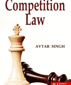 EBC's Competition Law by Avtar Singh - 1st Edition Reprinted 2020