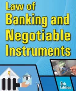 ALH's Law of Banking and Negotiable Instruments by Dr. S.R. Myneni - 5th Edition 2021