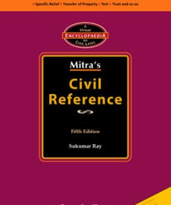 Mitra's Civil Reference by Sukumar Ray - 5th Edition 2019