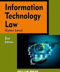 ALH's Information Technology Law (Cyber Law) by Dr. S.R. Myneni - 2nd Edition 2020
