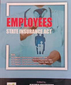 Book Corporation's Guide to Employees State Insurance Act, 1948 by Kalyan Sengupta - Edition 2021