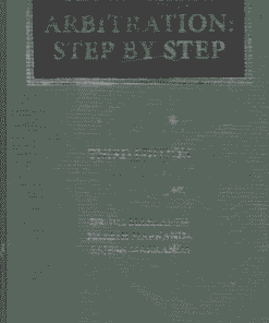 Thomson's Arbitration Step by Step by P C Markanda - 3rd Edition 2021