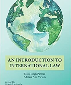 Thomson's An Introduction to International Law by Swati Singh Parmar - 1st Edition 2021