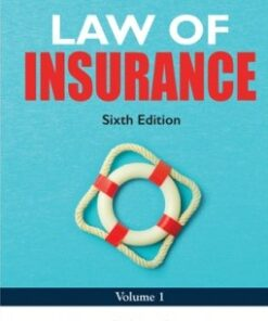 Lexis Nexis's Law of Insurance by B N Banerjee - 6th Edition 2021